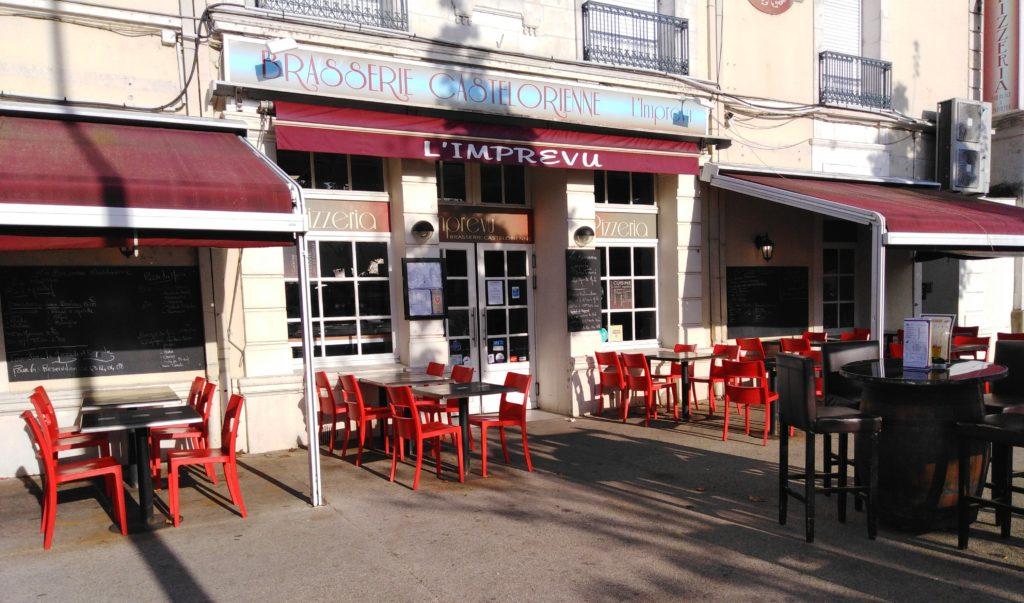 Brasserie Castélorienne - L'Imprévu à Château du Loir (Montval sur Loir)